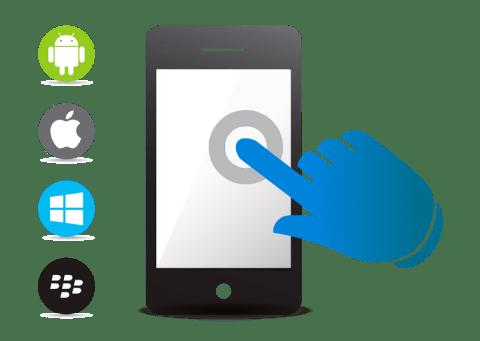 diseño aplicaciones moviles
